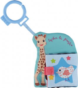 Sophie la girafe My First Clip-on Book